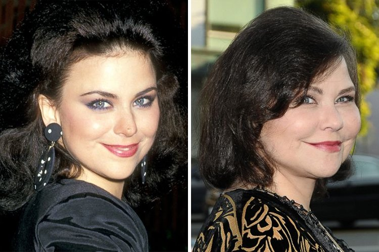 The 49 most amazing stars of the 80s where are they now for What does delta burke look like now