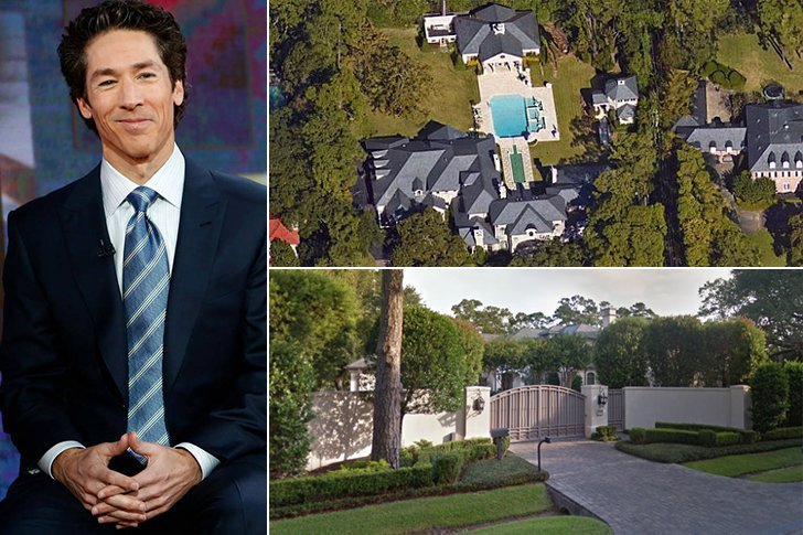 59 Incredible Celebrity Houses – Which Celeb House Is Your Vacation
