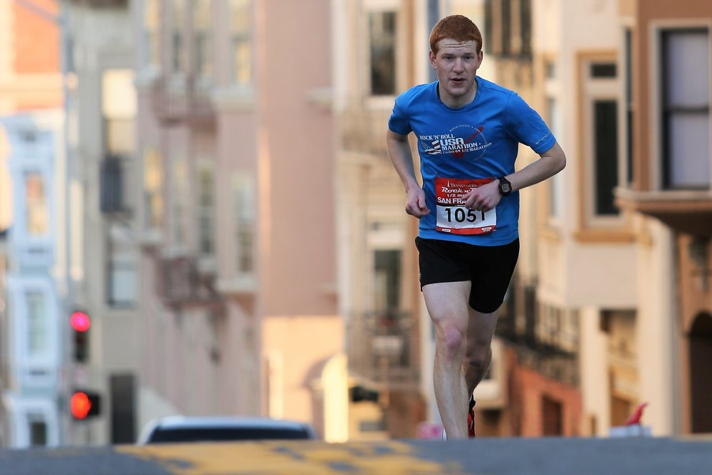 Have some running goals by signing up yourself for a marathon or race this Winter or Spring Season.