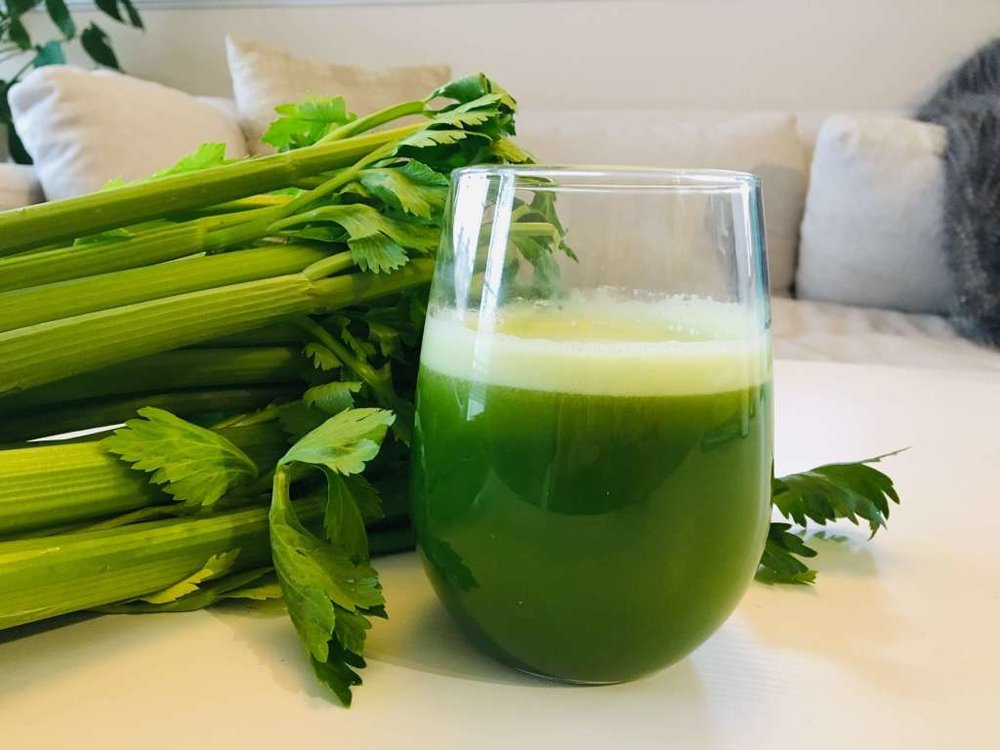 What are the Health Benefits of Celery Juice? - Weight Loss Groove