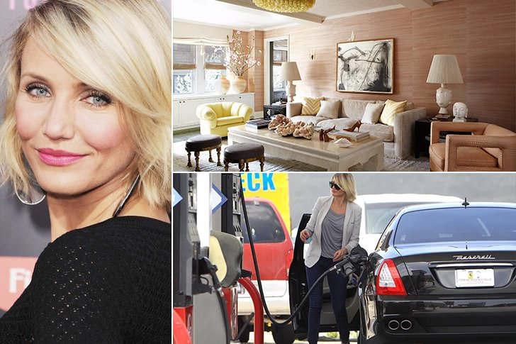 Celebrities & Their Amazing Net Worth – They Don't Call ...Cameron Diaz Net Worth 2016