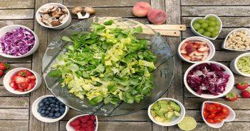 salad healthy diet clean natural