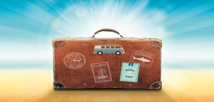 travel wanderlust adventure vacation trip luggage