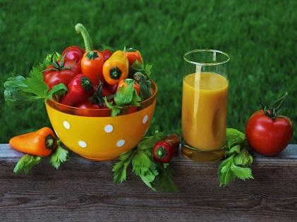 vegetable organic juice cleanse