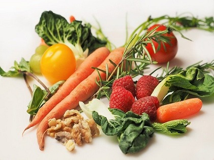 vegetables fruits healthy diet nutrition