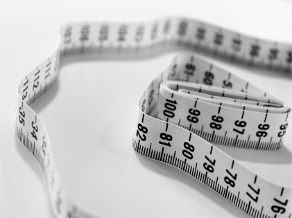 tape measure weight loss